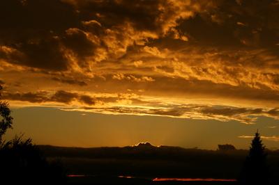 Sunset poster G318603