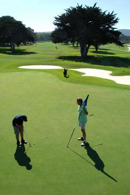 Golf poster G321717