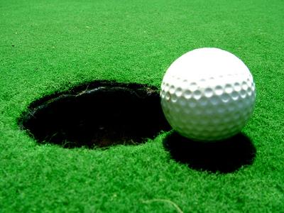 Golf poster G321718