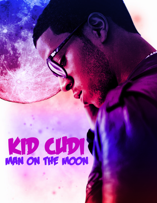 Kid Cudi poster G321740