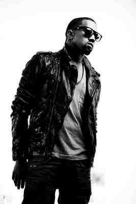Kanye West poster G321799