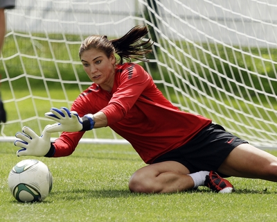 Hope Solo poster G321801