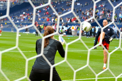 Hope Solo poster G321804