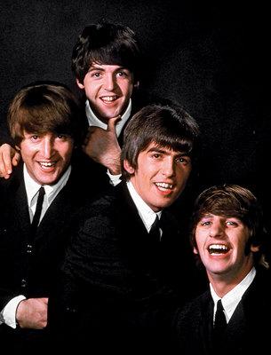 Beatles poster G321852