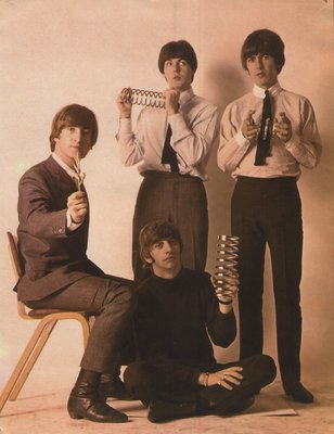 Beatles poster G321864
