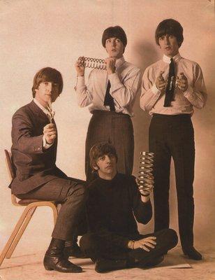 Beatles poster G321864