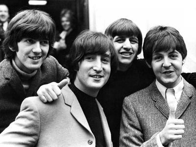 Beatles poster G321866