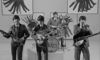 Beatles poster G321867