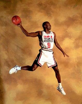 Michael Jordan poster G321926