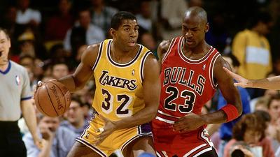 Michael Jordan poster G321930