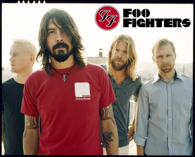 Foo Fighters poster G321971