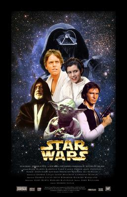 Star Wars poster G322177