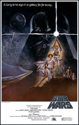 Star Wars poster G322197