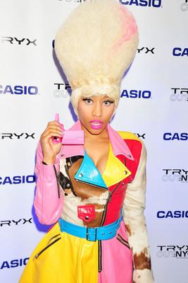 Nicki Minaj poster G322252