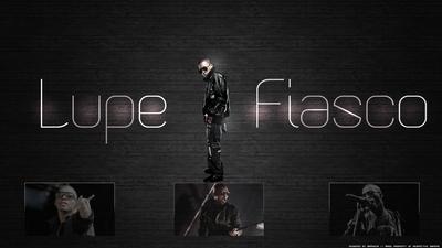 Lupe Fiasco poster G322301