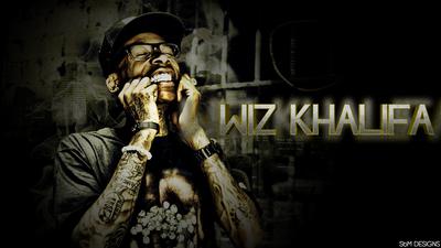 Wiz Khalifa poster G322345