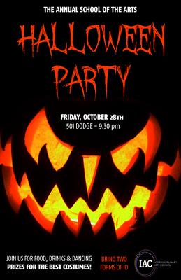 Halloween poster G322385