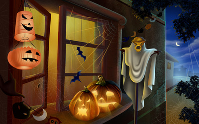 Halloween poster G322389
