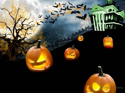 Halloween poster G322390