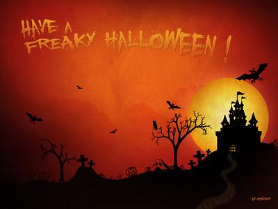Halloween poster G322392