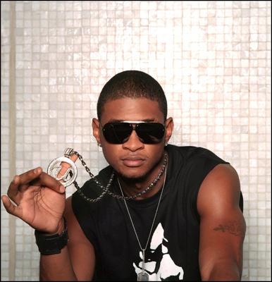 Usher poster G323933
