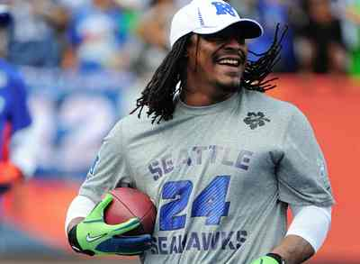 Marshawn Lynch poster G327158