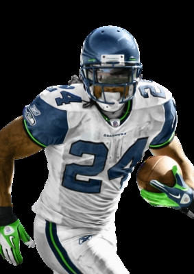 Marshawn Lynch poster G327161