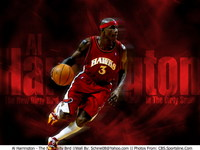Al Harrington picture G328059