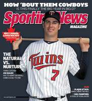 Joe Mauer picture G328172