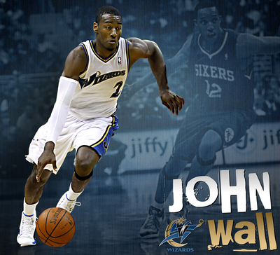 John Wall poster G328184