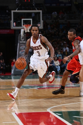 Brandon Jennings poster G328482