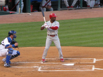 Jimmy Rollins poster G328599