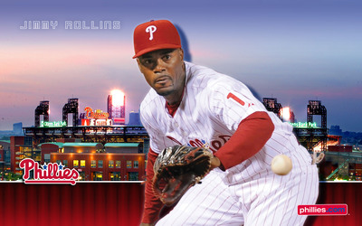 Jimmy Rollins poster G328600