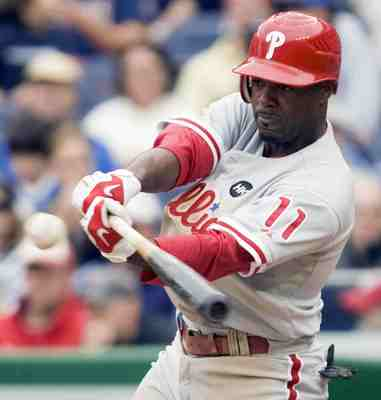 Jimmy Rollins poster G328601