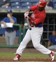 Jimmy Rollins picture G328599