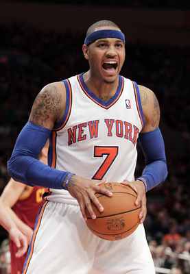 Carmelo Anthony poster G328672