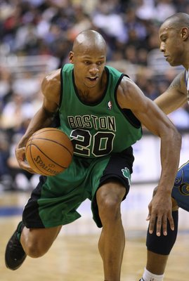 Ray Allen poster G328742
