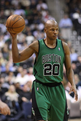 Ray Allen poster G328743
