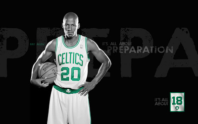 Ray Allen poster G328746