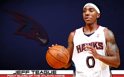 Jeff Teague poster G328797