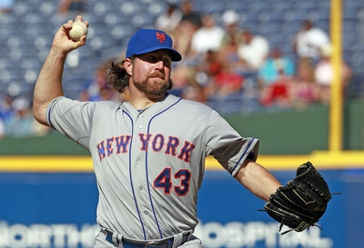 R.A. Dickey poster G328823