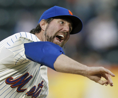 R.A. Dickey poster G328824