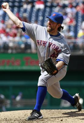 R.A. Dickey poster G328825