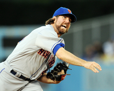 R.A. Dickey poster G328828