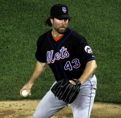 R.A. Dickey poster G328829