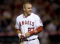 Mike Trout picture G328925