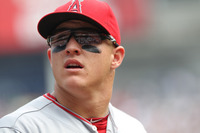 Mike Trout picture G328926