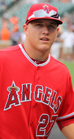 Mike Trout picture G328927
