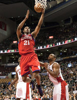 Thaddeus Young picture G328957