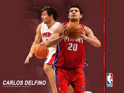 Carlos Delfino poster G328978